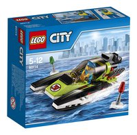 LEGO City 60114 Raceboot-Vooraanzicht