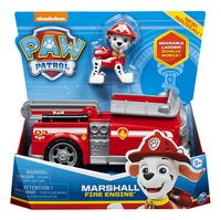 Hulpdienstvoertuig PAW Patrol Basic Marshall Fire Engine-Vooraanzicht