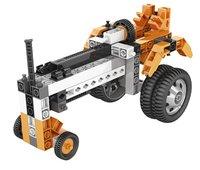 Engino Mechanics Wheels, Axles & Inclined planes-Linkerzijde