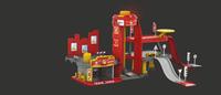 Märklin My World Caserne de pompiers-Image 1