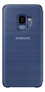 Samsung etui LED View Cover voor Samsung Galaxy S9 blauw-Achteraanzicht