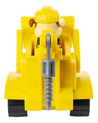 Véhicule de secours Pat' Patrouille Basic Rubble Bulldozer-Arrière