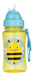 Skip*Hop gobelet avec paille Zoo abeille 350 ml