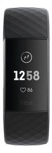 Fitbit activiteitsmeter Charge 3 HR aluminium/zwart-Artikeldetail
