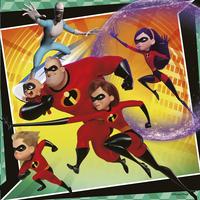 Ravensburger puzzel 3-in-1 The Incredibles 2-Artikeldetail