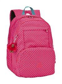 Kipling rugzak Hahnee Pink Summer Pop