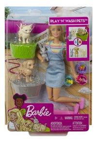 Barbie Le bain des animaux de compagnie-Avant