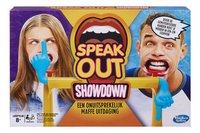 Speak Out Showdown-Vooraanzicht