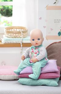 Baby Annabell kledijset romper groen-Afbeelding 2