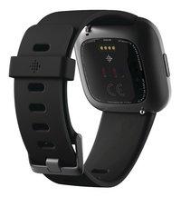 Fitbit montre connectée Versa 2 noir/carbone-Arrière