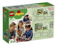 LEGO DUPLO 10872 Treinbrug en -rails-Achteraanzicht
