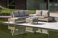 Ensemble Lounge Loya gris brun-Image 1