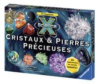 Ravensburger Science X : Cristaux et pierres précieuses FR