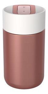 Kambukka mug isotherme Olympus 300 ml Misty Pink-Arrière
