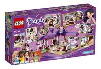 LEGO Friends 41336 Emma's kunstcafé-Achteraanzicht