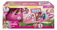 Barbie speelset Droomvliegtuig met piloot-Vooraanzicht