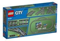 LEGO City 60238 Wissels-Achteraanzicht