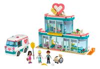 LEGO Friends 41394 L'hôpital de Heartlake City-Avant