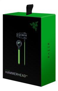 Razer oortelefoon Hammerhead V2 groen