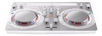 Pioneer table de mixage DDJ-WeGO4-K blanc