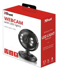 Trust Webcam Spotlight Pro-Rechterzijde