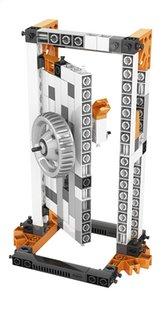 Engino Mechanics Wheels, Axles & Inclined planes-Rechterzijde