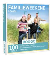 Bongo Familieweekend 3 dagen