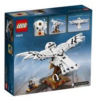 LEGO Harry Potter 75979 Hedwig-Achteraanzicht