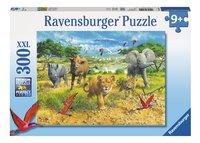 Ravensburger puzzle XXL Bébés animaux d'Afrique-Avant