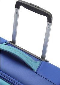 American Tourister Zachte reistrolley Lightway Spinner EXP blue/light blue 55 cm-Afbeelding 3