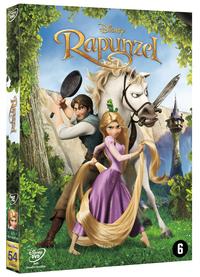 DVD Raiponce NL-Avant