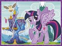 Ravensburger Puzzel 4-in-1 My Little Pony-Artikeldetail