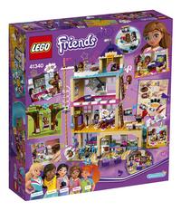 LEGO Friends 41340 Vriendschapshuis-Achteraanzicht