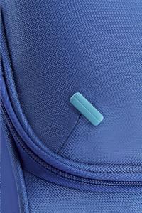 American Tourister Zachte reistrolley Lightway Spinner EXP blue/light blue 55 cm-Afbeelding 4