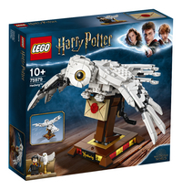 LEGO Harry Potter 75979 Hedwig-Linkerzijde