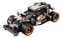 LEGO Technic 42046 La voiture du fuyard-Avant