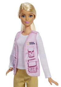 Barbie speelset Careers National Geographic Entomoloog-Artikeldetail
