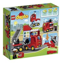 LEGO DUPLO 10592 Brandweertruck-Achteraanzicht