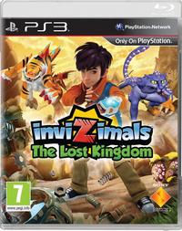 PS3 Invizimals The Lost Kingdom FR/ANG