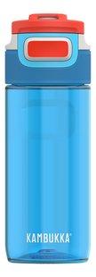 Kambukka drinkfles Elton 500 ml Caribbean Blue-Vooraanzicht