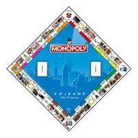 Monopoly Friends The TV Series ENG-Vooraanzicht