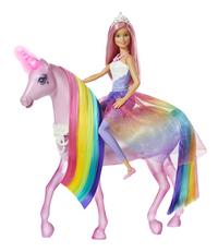 Barbie Dreamtopia Princesse avec licorne magique-Détail de l'article