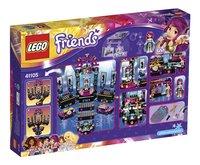 LEGO Friends 41105 La scène de la chanteuse-Arrière