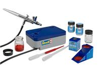 Revell Airbrush Kit débutant avec compresseur-Avant