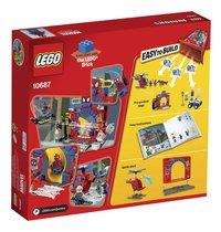LEGO Juniors 10687 La cachette de Spider-Man-Arrière