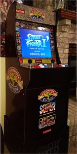 Arcade1Up console Street Fighter 2-Image 2