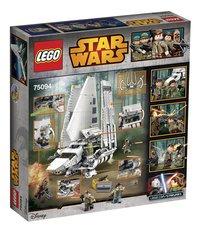LEGO Star Wars 75094 Imperial Shuttle Tydirium-Achteraanzicht