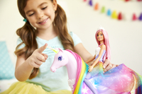 Barbie Dreamtopia Princesse avec licorne magique-Image 6
