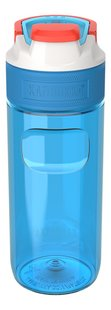 Kambukka drinkfles Elton 500 ml Caribbean Blue-Achteraanzicht