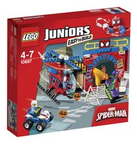 LEGO Juniors 10687 La cachette de Spider-Man